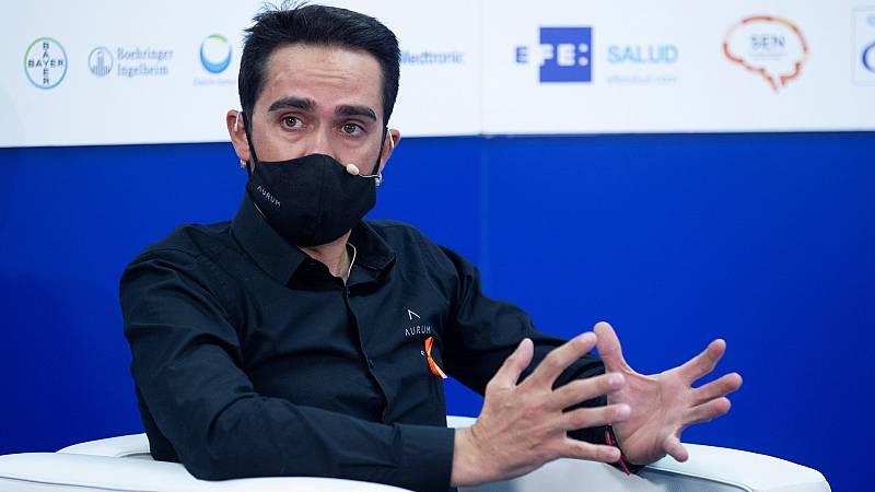 """Alberto Contador: """"Ser director deportivo sería una presión extra, prefiero que la desarrollen otros"""""""