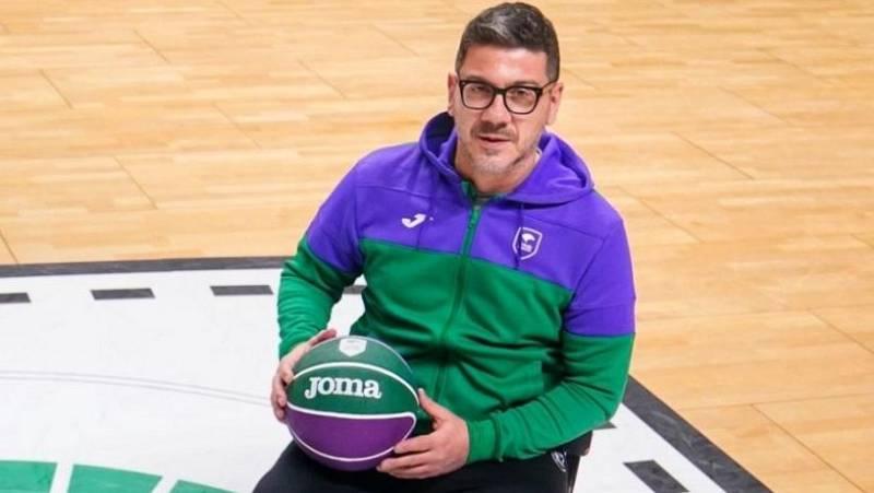 """Entrevista a Fotis Katsikaris: """"Es necesario reforzar la plantilla"""""""