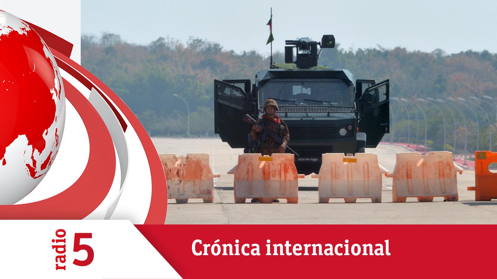 Crónica Internacional - La comunidad internacional condena el golpe de Estado en Myanmar