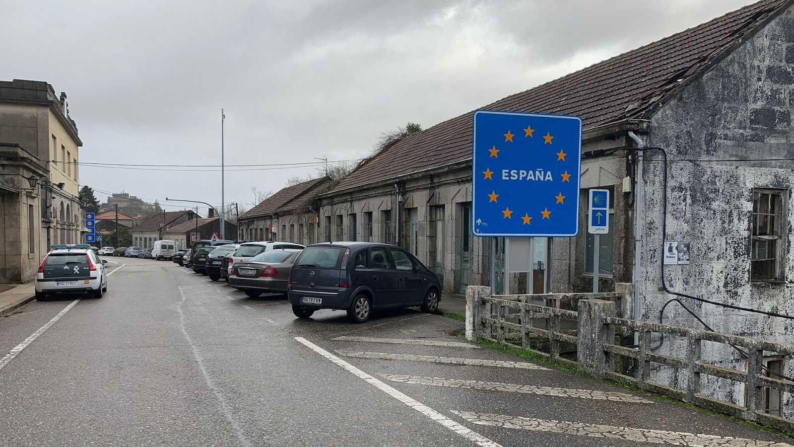 Más cerca - El cierre de Portugal afecta a las ciudades fronterizas - Escuchar ahora