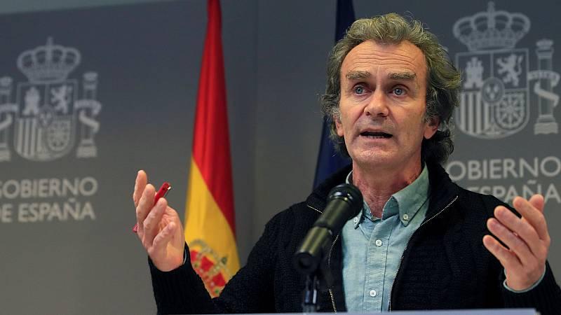 Boletines RNE - España registra casi 80.000 contagios y 762 fallecidos durante el fin de semana - Escuchar ahora