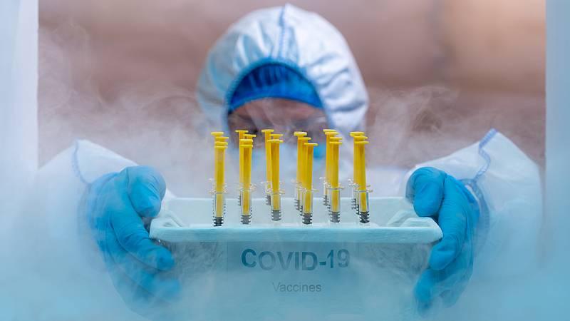 24 horas - El estado de la vacunación contra la COVID-19 en España - Escuchar ahora