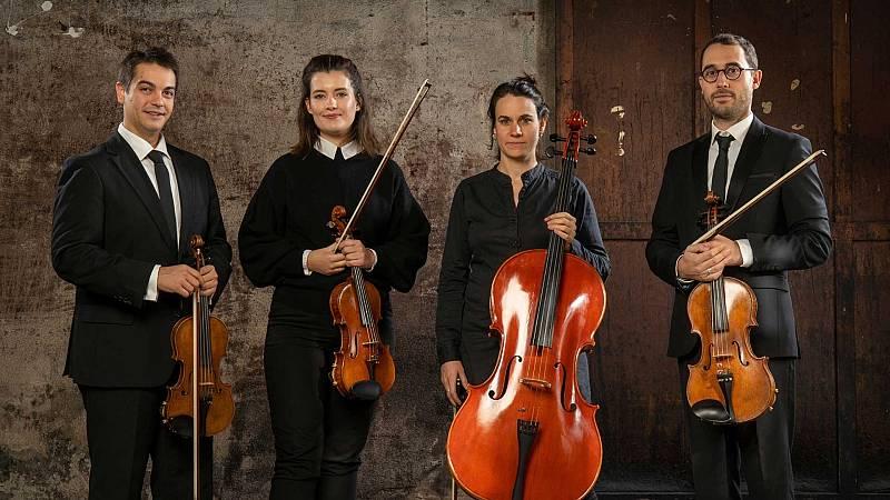 Entrevista al Quartet Altimira - escuchar ahora
