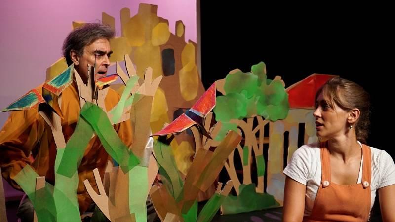 La sala - Teatro Tyl Tyl en Navalcarnero (Madrid), 25 años con los más jóvenes - 02/02/21 - Escuchar ahora