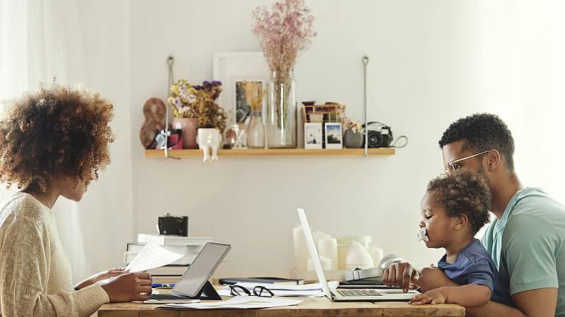 Más cerca - El complemento de maternidad para las pensiones - Escuchar ahora