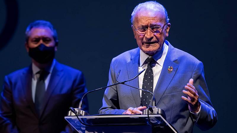 """24 horas - Alcalde de Málaga: """"Hay que fijar objetivos cumplibles"""" - Escuchar ahora"""