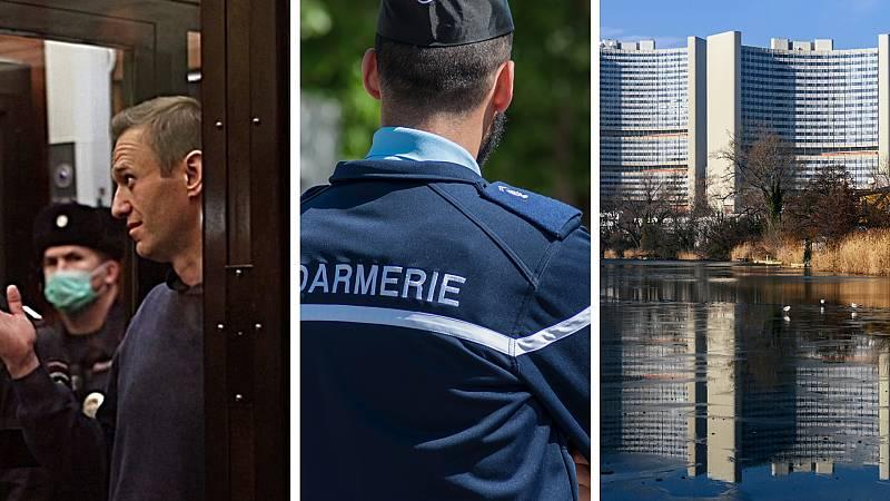 Cinco continentes - Reactivada la condena a prisión de Navalni - Escuchar ahora
