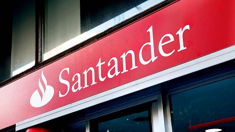 Las mañanas de RNE con Íñigo Alfonso - Santander perdió 8.770 millones de euros en 2020 por la COVID-19 - Escuchar ahora