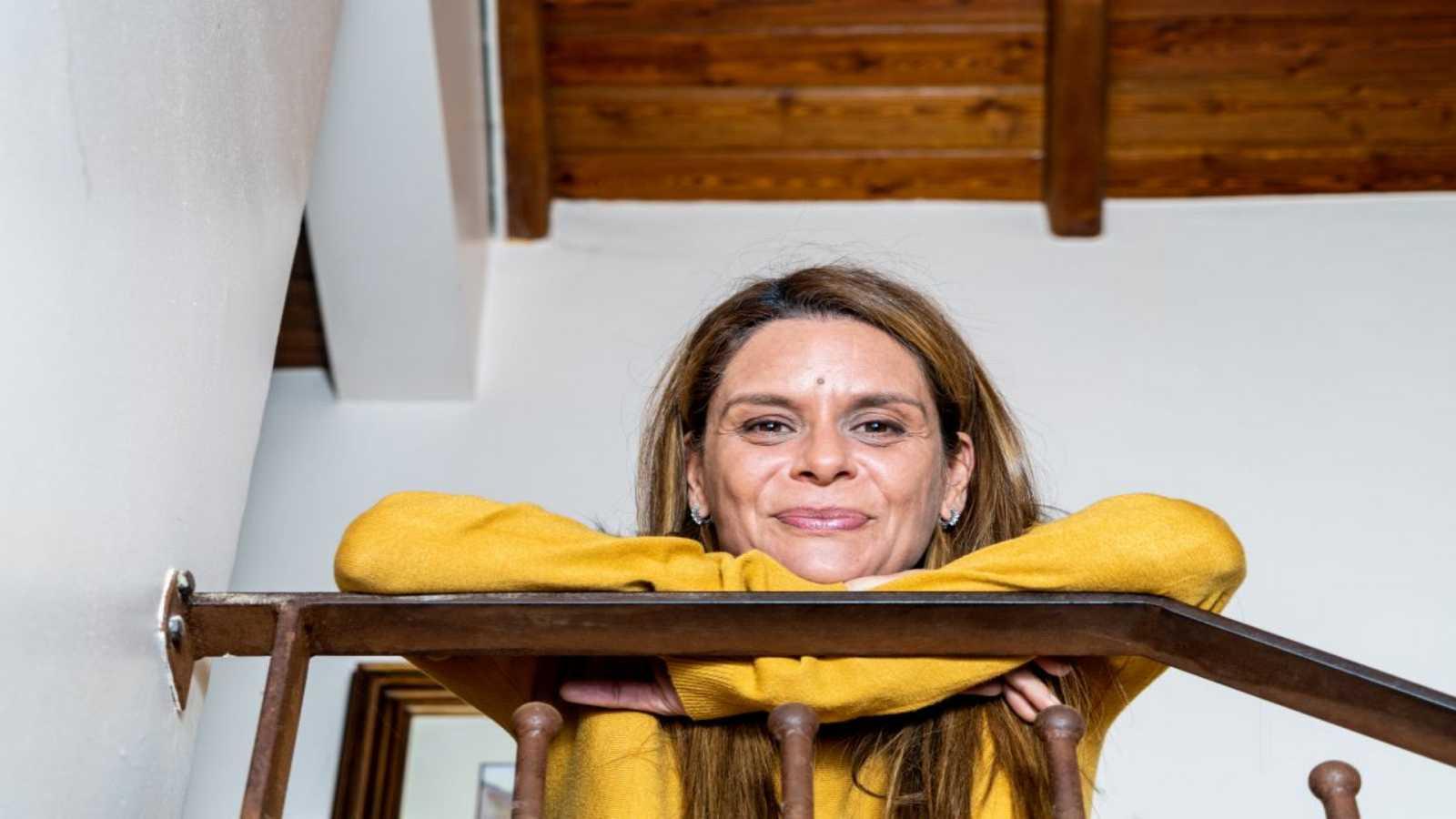 Libros de arena en Radio 5 - Leticia Sierra y 'Animal' - 03/02/21 - Escuchar ahora