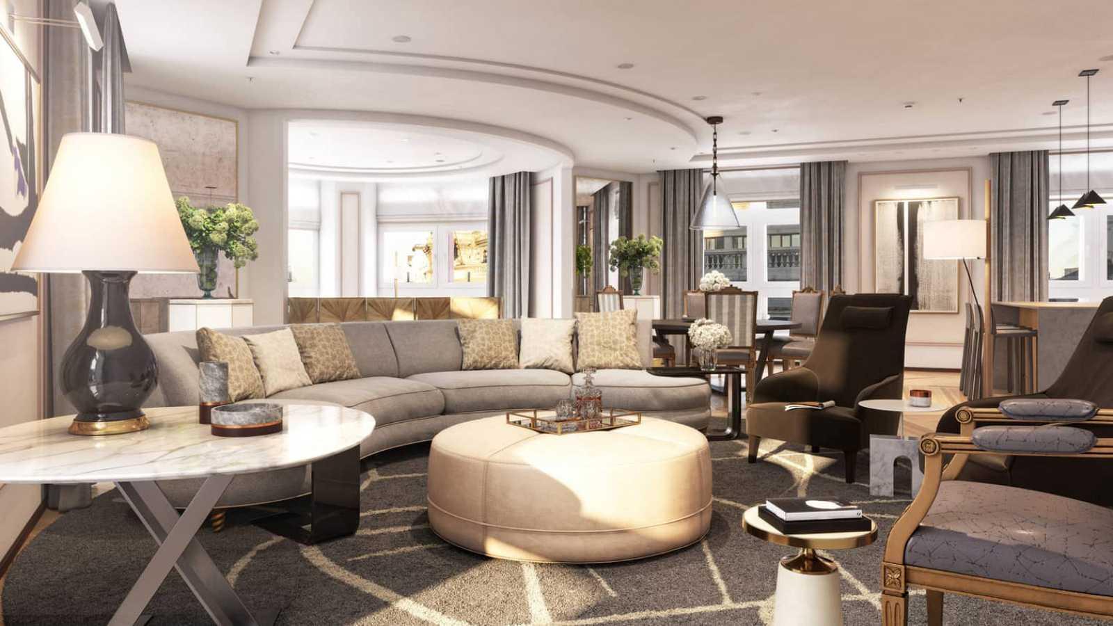 En clave Turismo - La hospitalidad hecha lujo en Four Seasons Hotel Madrid - 03/02/21 - escuchar ahora