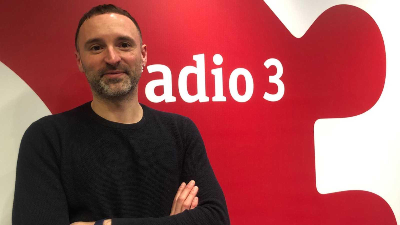En Radio 3 - Sebas E. Alonso, Jenesaispop - 06/02/21 - escuchar ahora