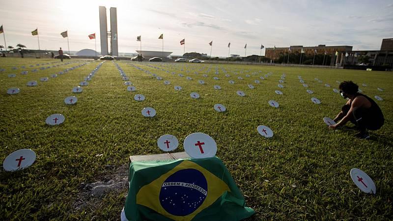 Reportajes 5 Continentes - El colapso de Manaos, símbolo de la mala gestión de Brasil - Escuchar ahora