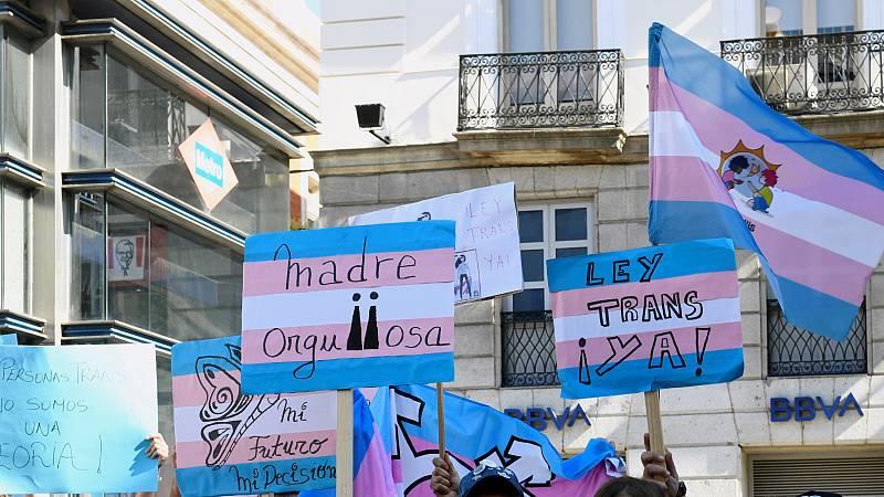 14 horas - Así son las leyes trans en otros países de Europa - Escuchar ahora