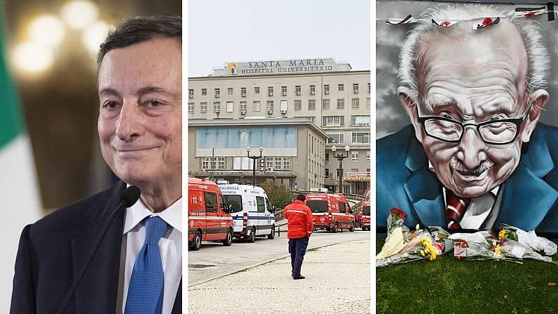 Cinco continentes - Draghi acepta - Escuchar ahora