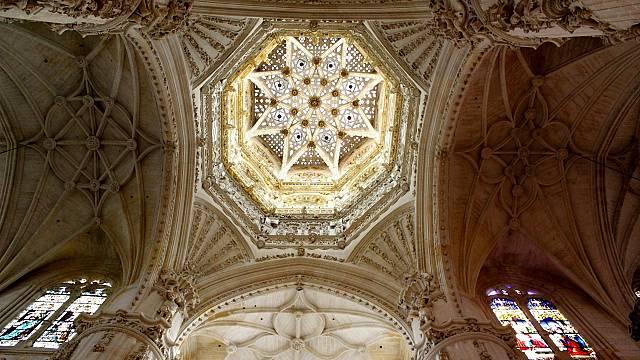 René Jesús Payo y los secretos de la Catedral de Burgos