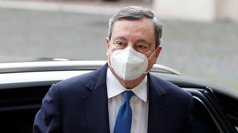 Europa abierta - Súper Mario al rescate de Italia - escuchar ahora