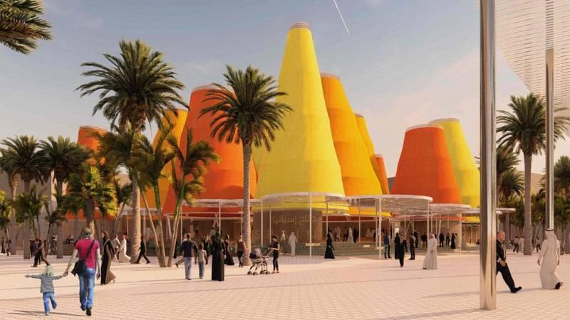 Marca España - Pabellón de España para la Expo de Dubái - 04/02/21 - escuchar ahora
