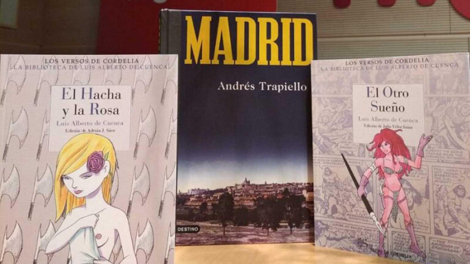 Sexto continente - Madrid, ciudad literaria y de acogida - 06/02/21 - escuchar ahora