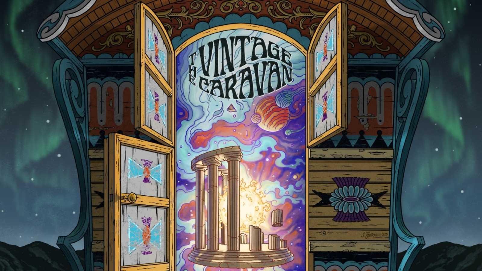 El vuelo del Fénix - The Vintage Caravan - 04/02/2 - escuchar ahora
