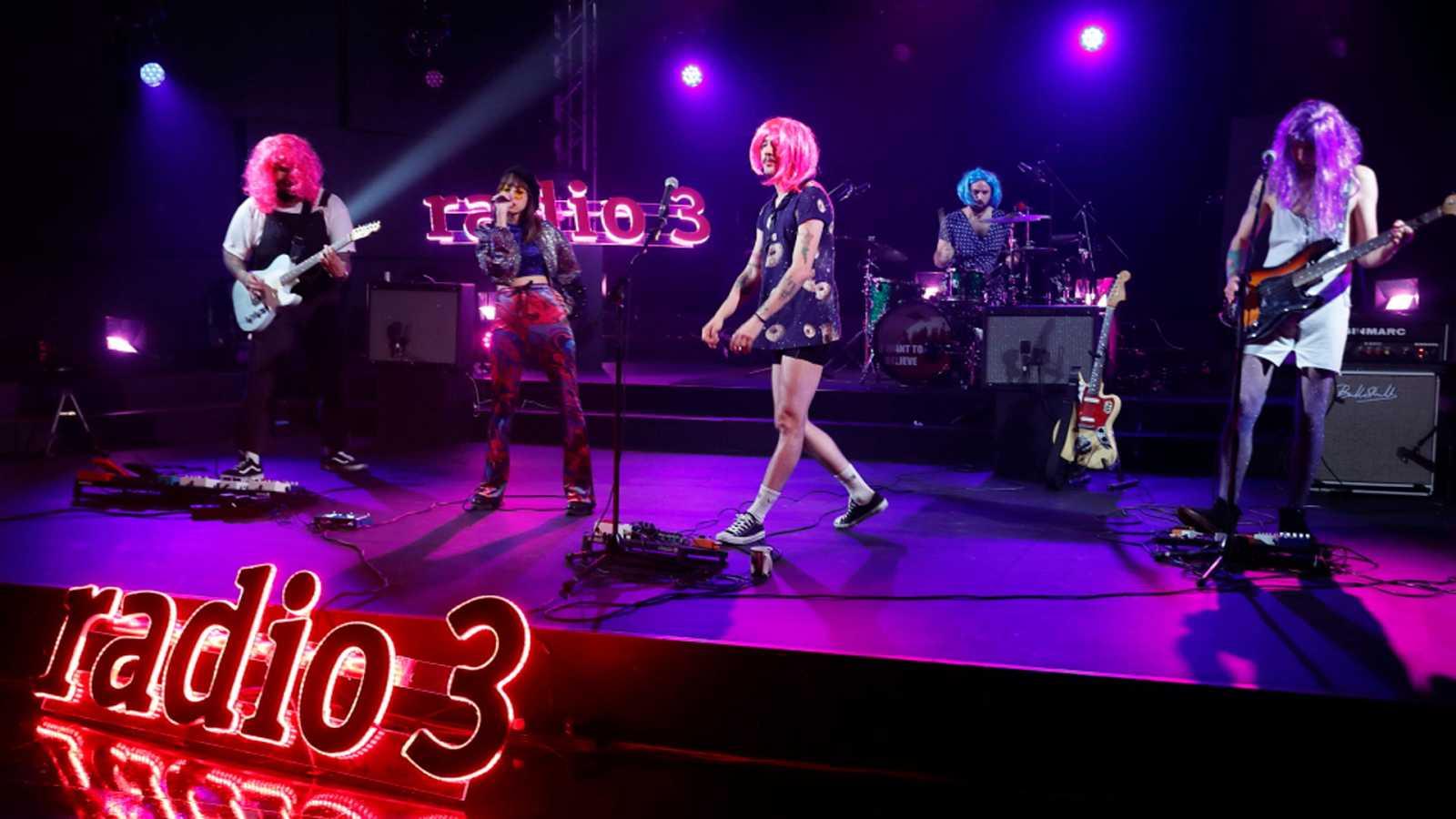 Los conciertos de Radio 3 - Los Invaders - 04/02/21 - escuchar ahora