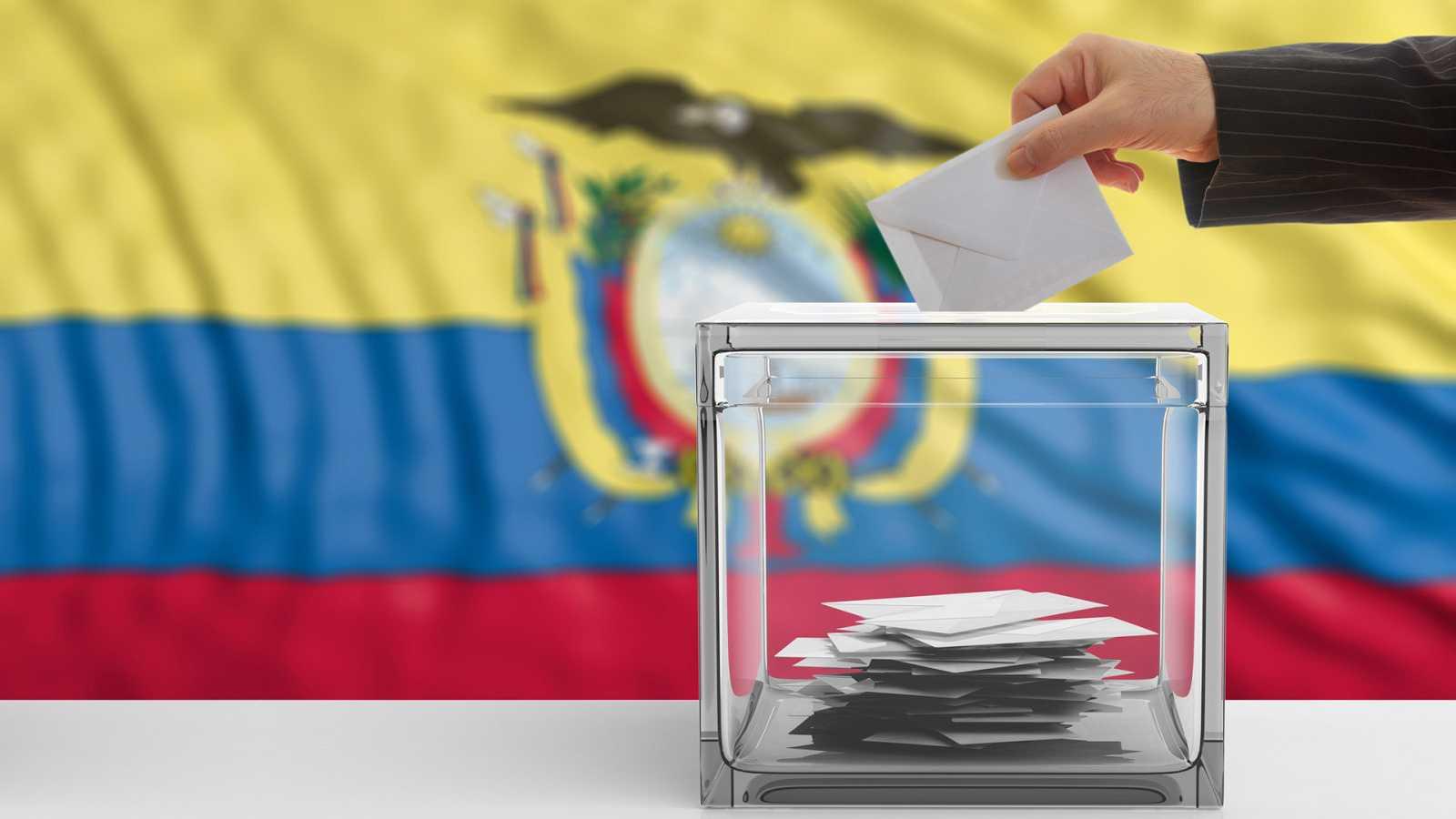 Resultado de imagen de elecciones ecuador