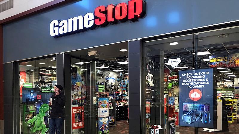 Las Mañanas de RNE con Íñigo Alfonso - El caso GameStop: ¿Los pequeños inversores pueden poner en jaque a los mercados? - Escuchar ahora