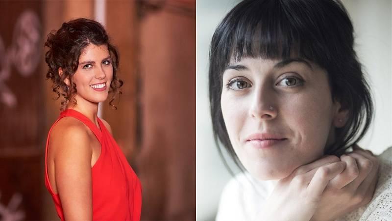 Entrevista a Carmen Santamaría y Mireia Tarragó - escuchar ahora