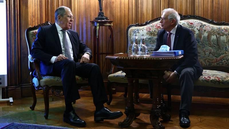 24 horas - Borrell, el jefe de la diplomacia europea, pide la liberación del opositor ruso, Navalny - Escuchar ahora