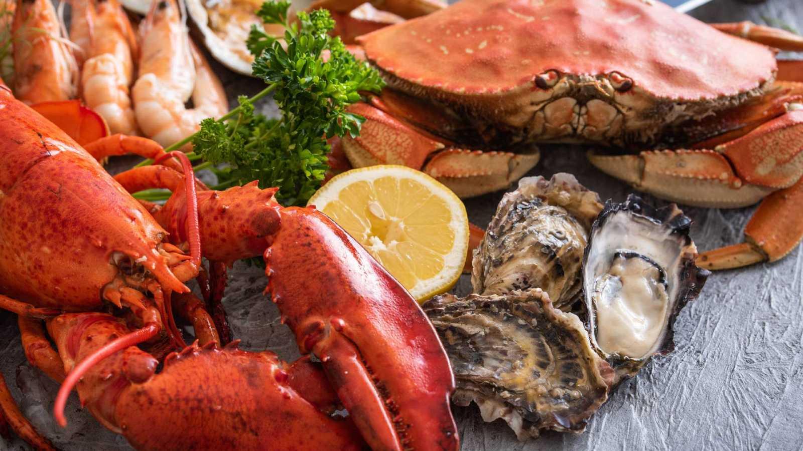Alimento y salud - Nutrientes y sistema inmunológico. Mariscos - 07/02/21 - Escuchar ahora