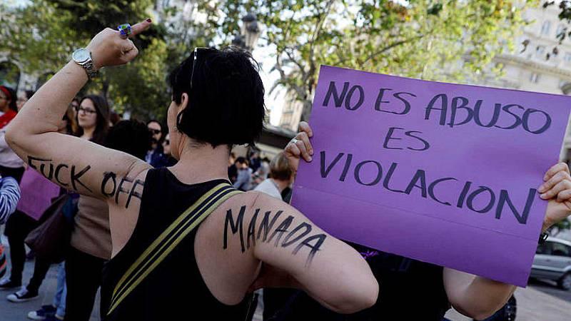 24 horas - EL CGPJ cree que unir los delitos de abuso y agresión genera desprotección a las víctimas - Escuchar ahora