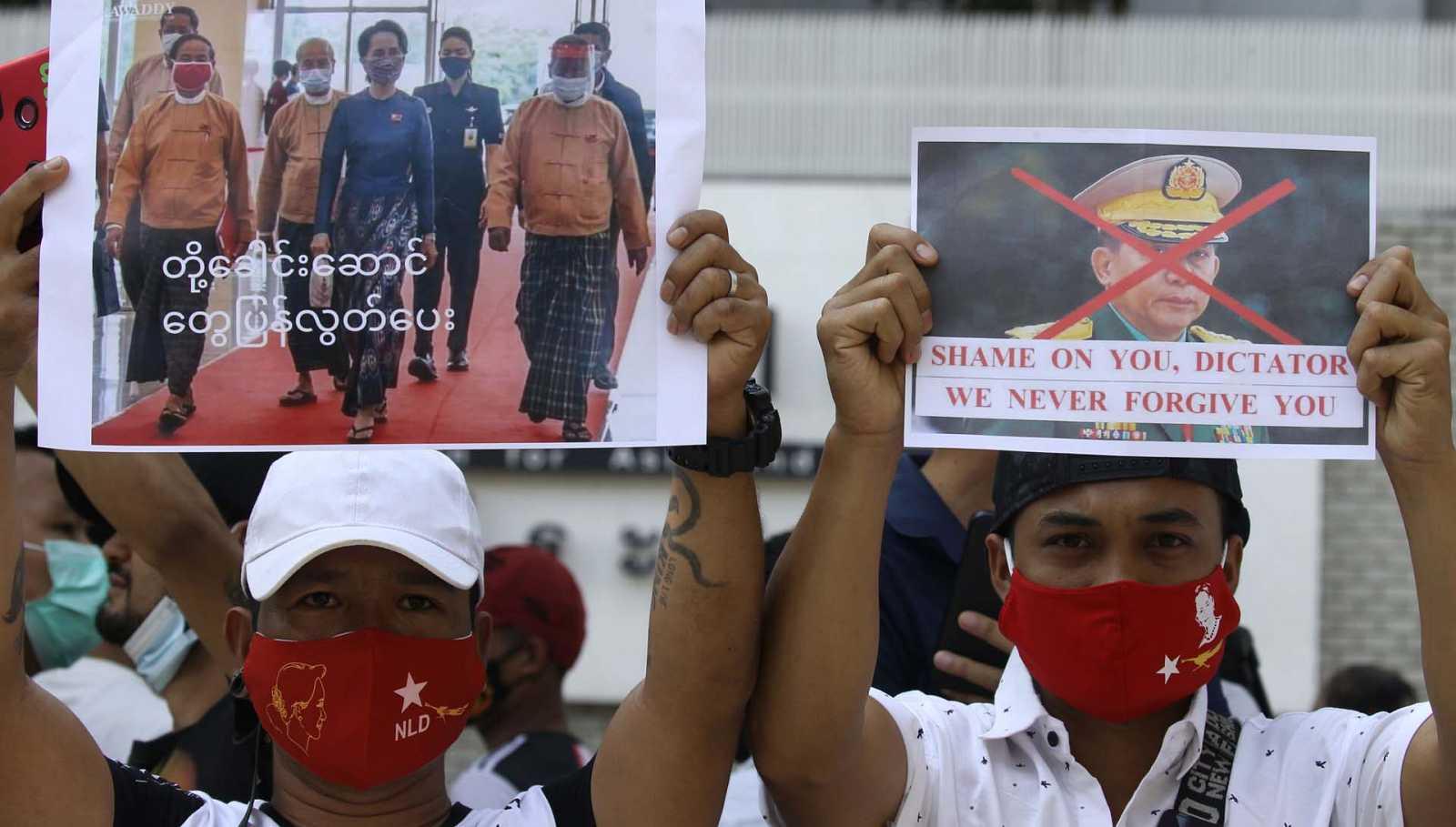 Realpolitik - Monogràfic cop d'estat a Birmània