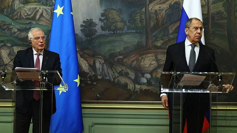 España a las 8 Fin de Semana -  Rusia y La UE, choque por Navalni  - Escuchar ahora