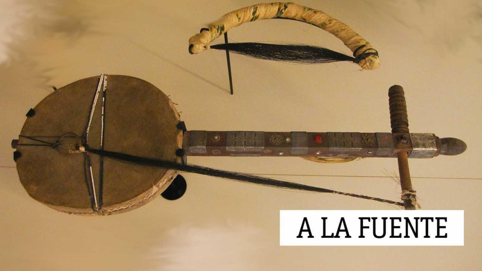 """A la fuente - """"Rways"""": los juglares itinerantes amazigs - 07/02/21 - escuchar ahora"""