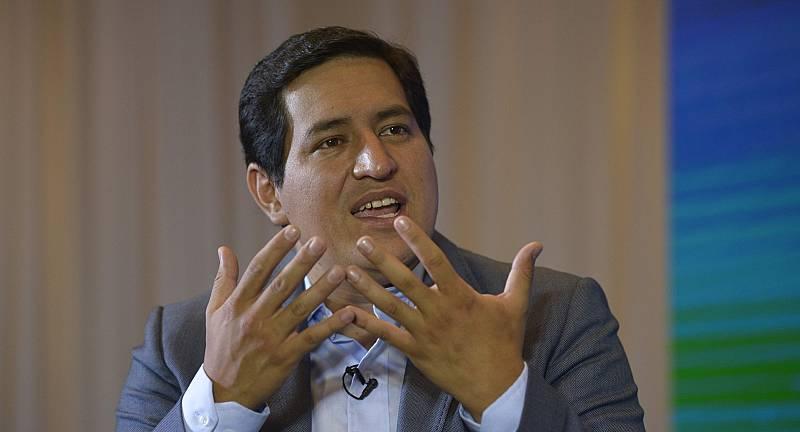 Las mañanas de RNE con Íñigo Alfonso - Ecuador acudirá a una segunda vuelta en las elecciones presidenciales - Escuchar ahora