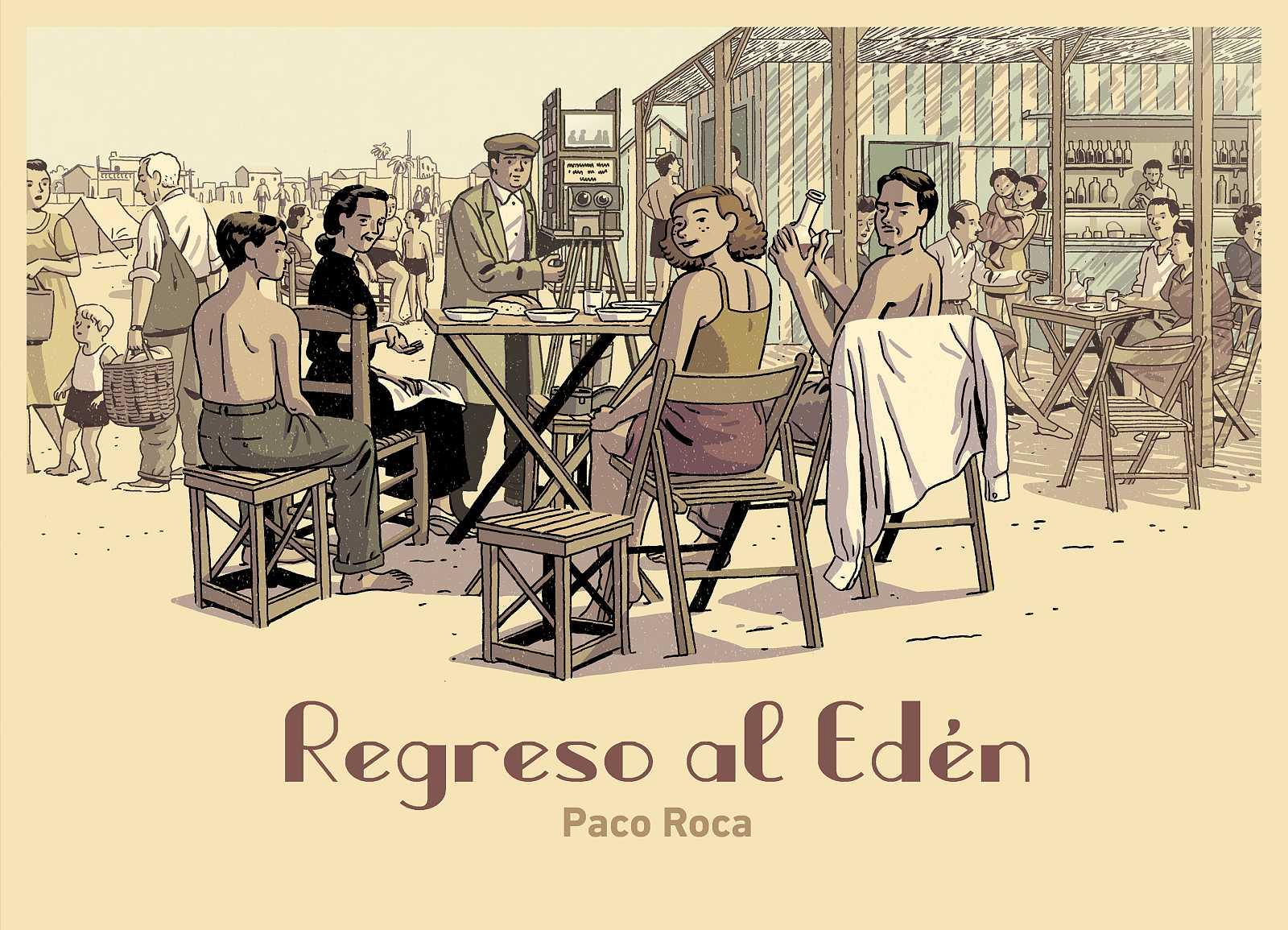 Viñetas y bocadillos - Paco Roca 'Regreso al Edén' - 08/02/21  - Escuchar ahora