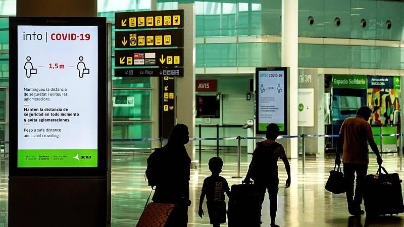 14 horas - Las tiendas de los aeropuertos se levantan contra AENA - Escuchar ahora
