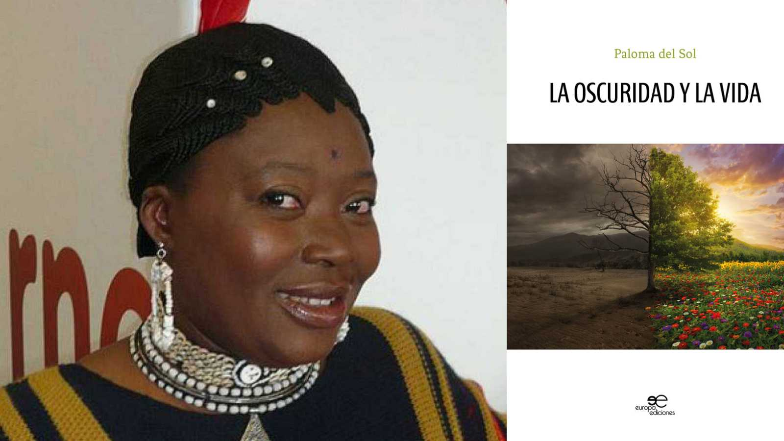 África hoy - 'La oscuridad y la vida', nuevo libro de la guineana Paloma del Sol - 08/02/21 - escuchar ahora