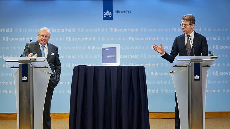 Las mañanas de RNE con Íñigo Alfonso - Países Bajos cancela las adopciones en el extranjero por la corrupción detectada - Escuchar ahora