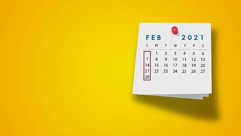 Letras en juego - ¿Qué pasa con febrero? - 09/02/21- Escuchar ahora