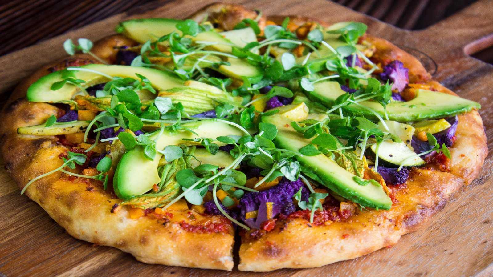 Un laboratorio en mi cocina - Cómo hacer una pizza más saludable - 09/02/21 - Escuchar ahora