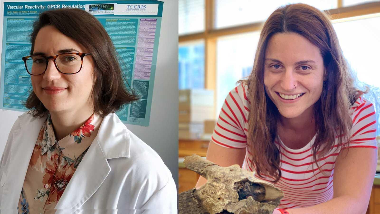 Punto de enlace - La Ciencia en femenino - 09/02/21 - escuchar ahora