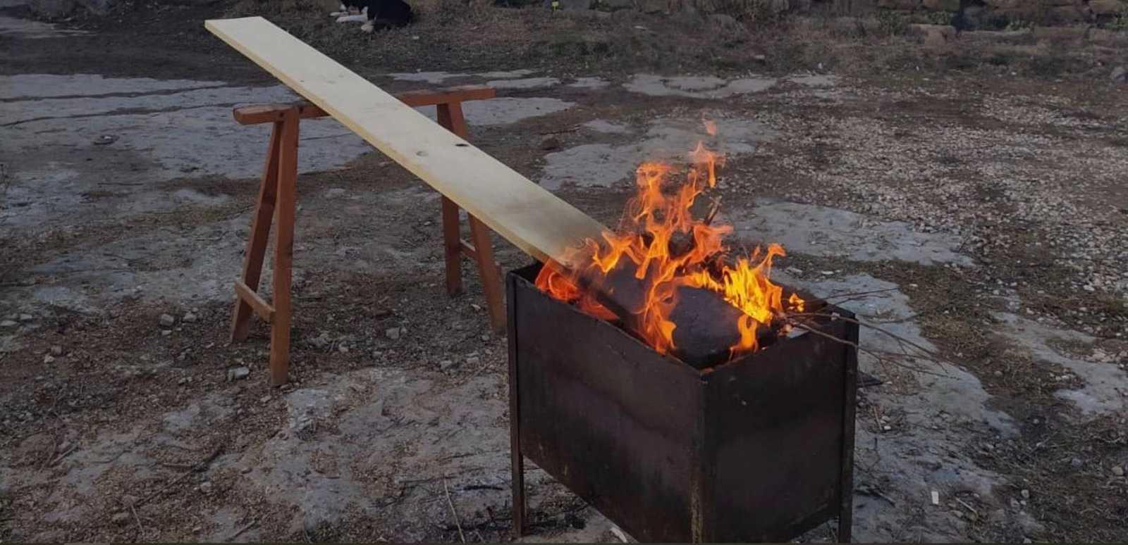 En Directe a Ràdio 4 - Protegir la fusta cremant-la