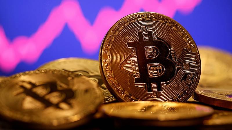 Boletines RNE - El Banco de España y la CNMV advierten de los riesgos de invertir en criptomonedas - Escuchar ahora