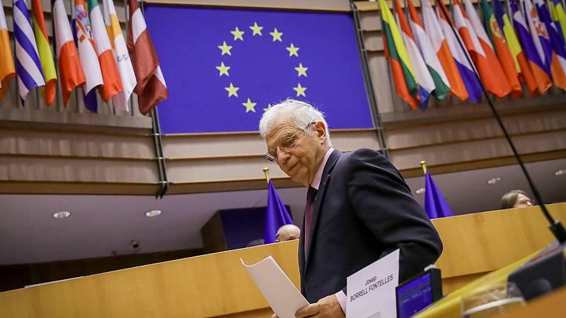 24 horas - Borrell anuncia sanciones europeas a Rusia - Escuchar ahora
