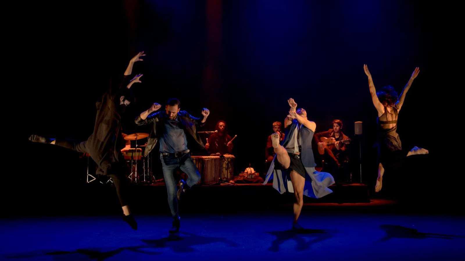 África hoy - El flamenco y la danza contemporánea se fusionan con la danza africana - 09/02/21 - escuchar ahora