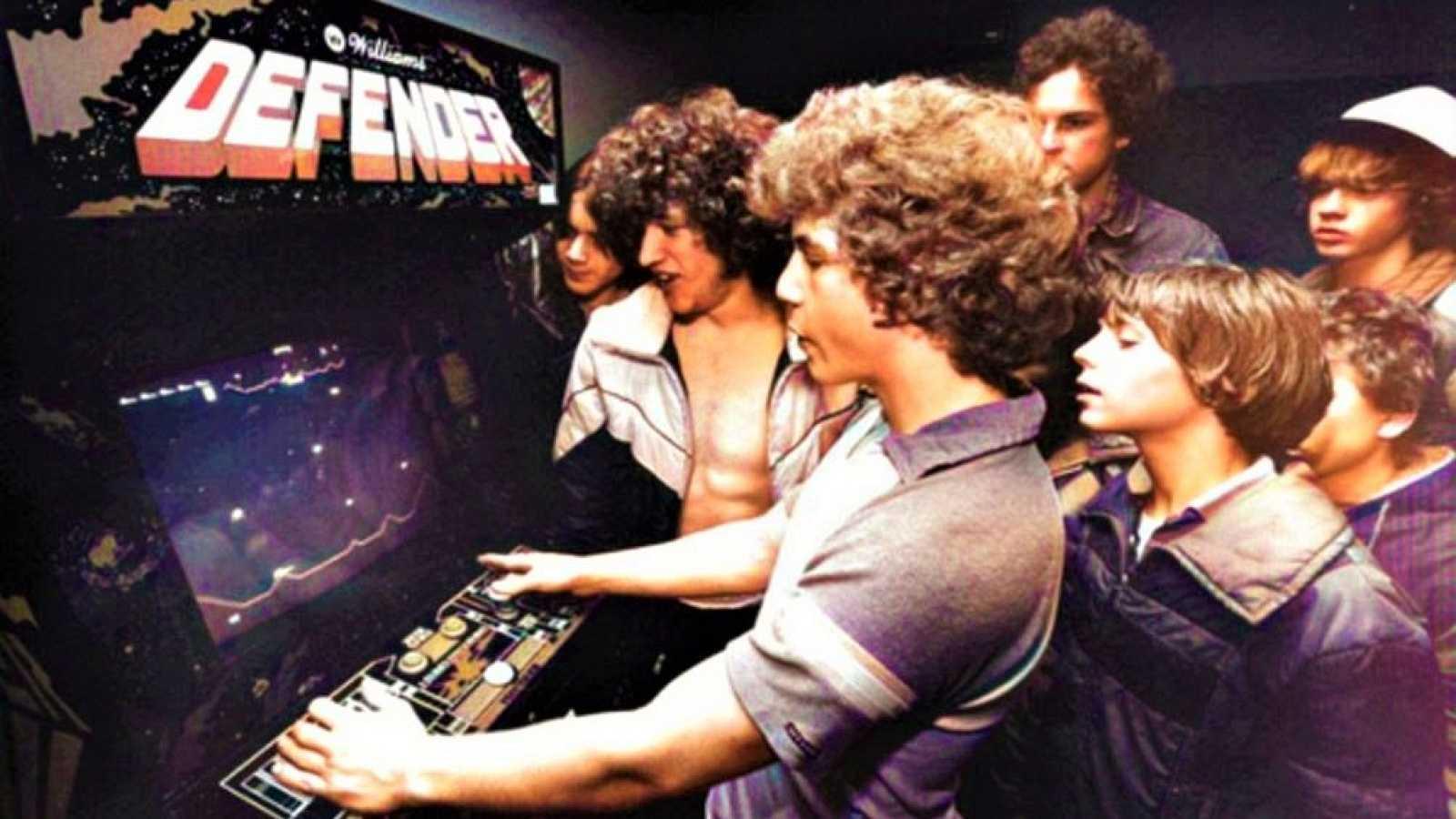 Amordiscos - Viaje a los recreativos de los 80