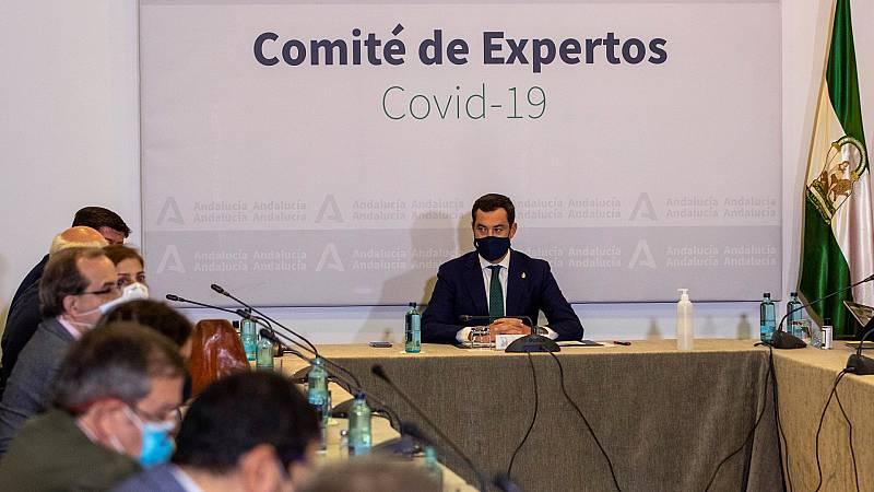Crónica de Andalucía - Andalucía revisará restricciones cada siete días - Escuchar ahora