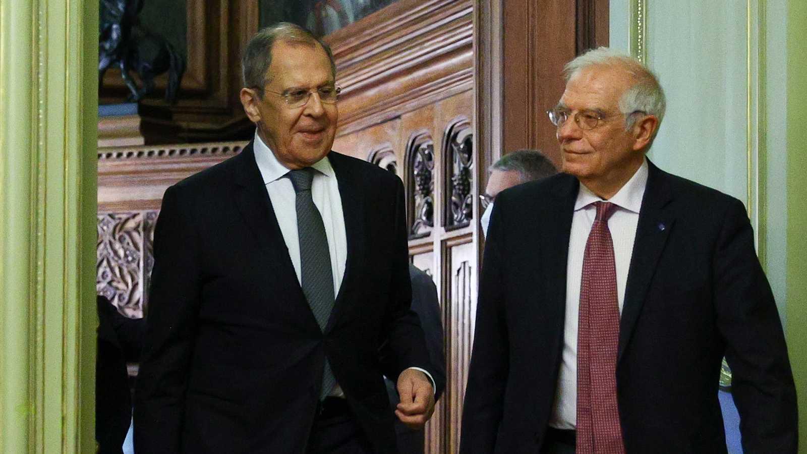 Europa abierta - Rusia-UE: relaciones bajo cero por el caso Navalni - escuchar ahora