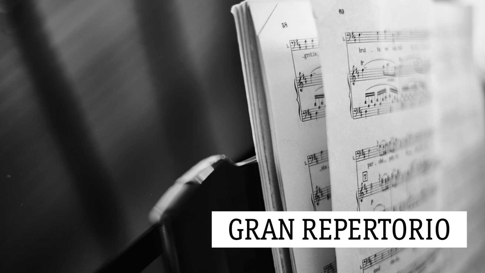 Gran repertorio - BEETHOVEN: Cuarta Sinfonía - 10/02/21 - escuchar ahora
