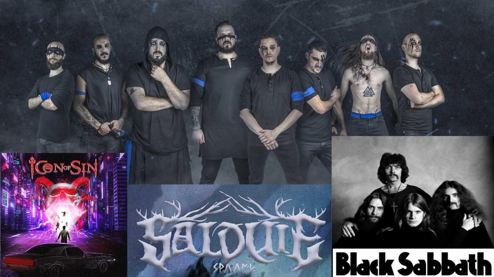 El vuelo del Fénix - Salduie, Black Sabbath y Icon of Sin - 10/02/21 - escuchar ahora